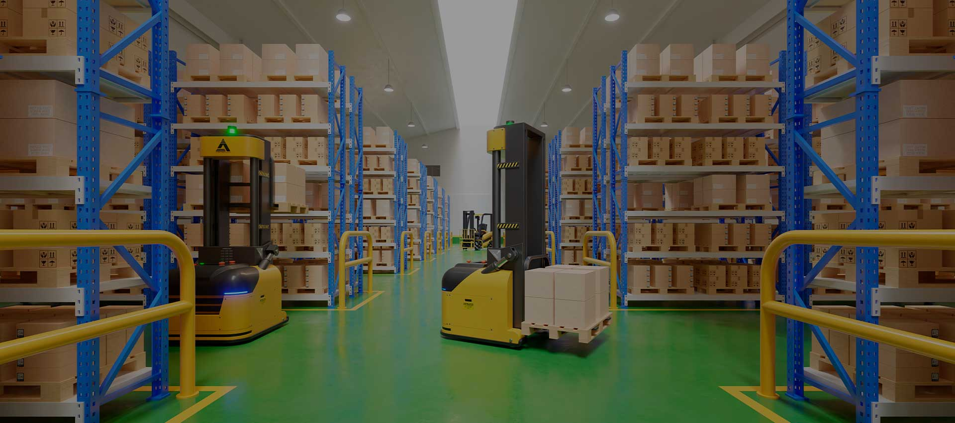 Automation of Logistics Processes