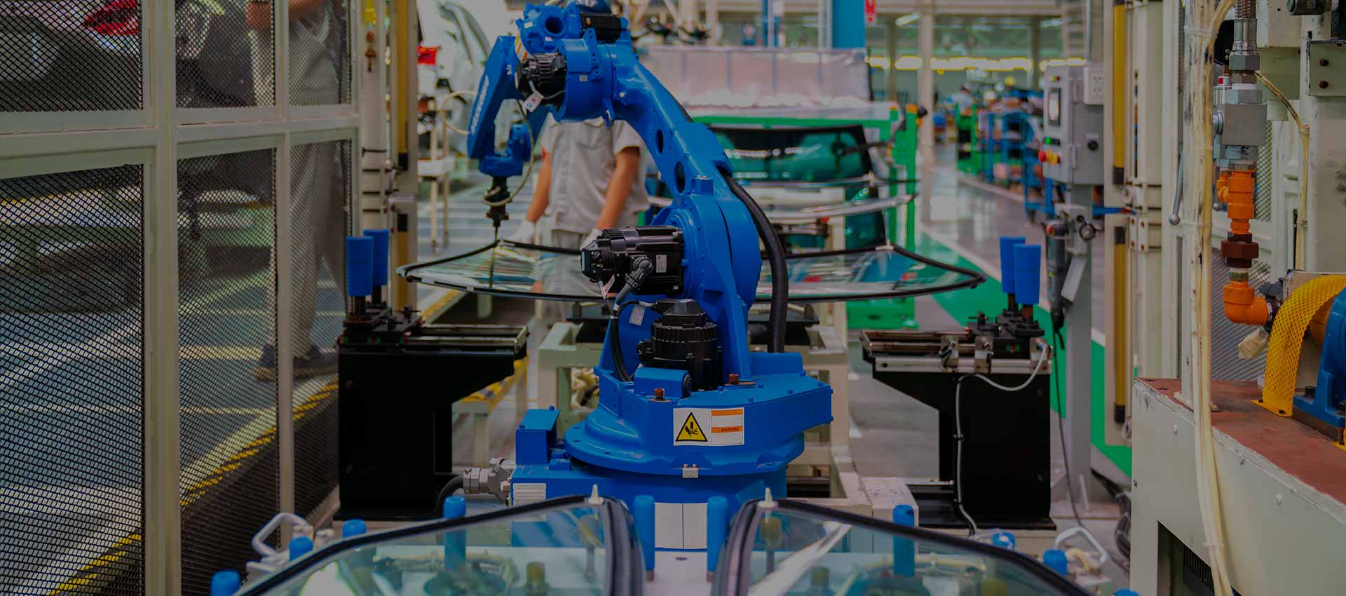 Automation of Production Processes in the Automotive Industry